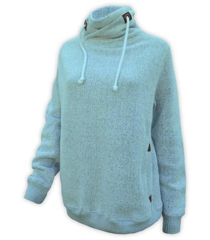 renegade nantucket fleece collar sweatshirt, wholesale blanks for embroidery