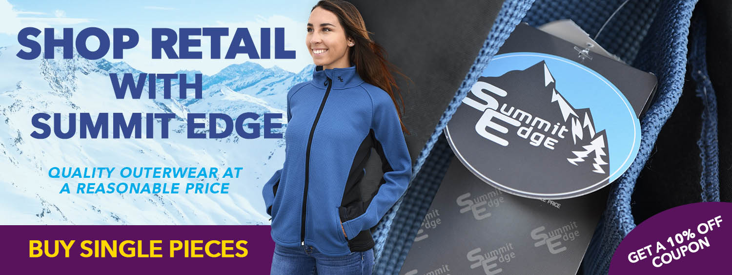 Shop Retail with Summit Edge