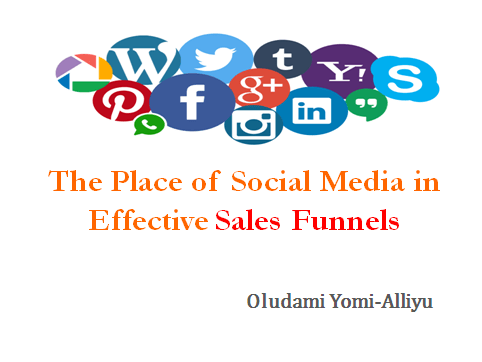 social media sales funnels