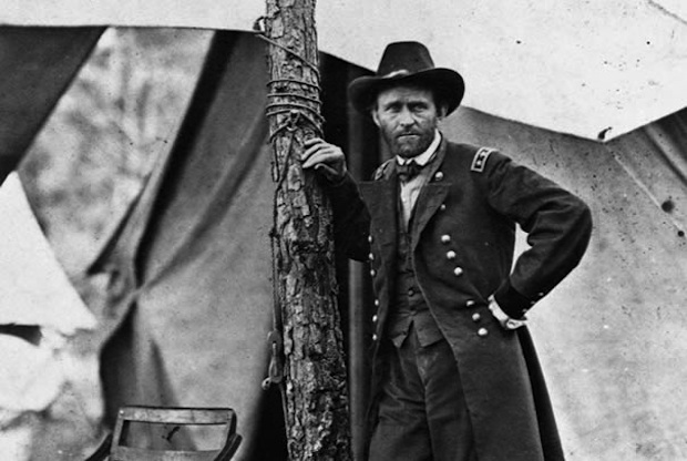 General Ulysses S. Grant, Cold Harbor, Virginia, 1864