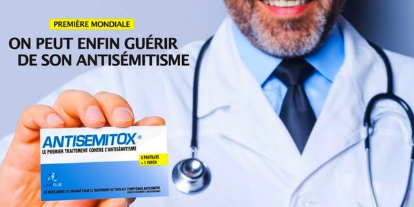 antisemitox-first-treatment-against-anti-semitism-reads-campain-poster