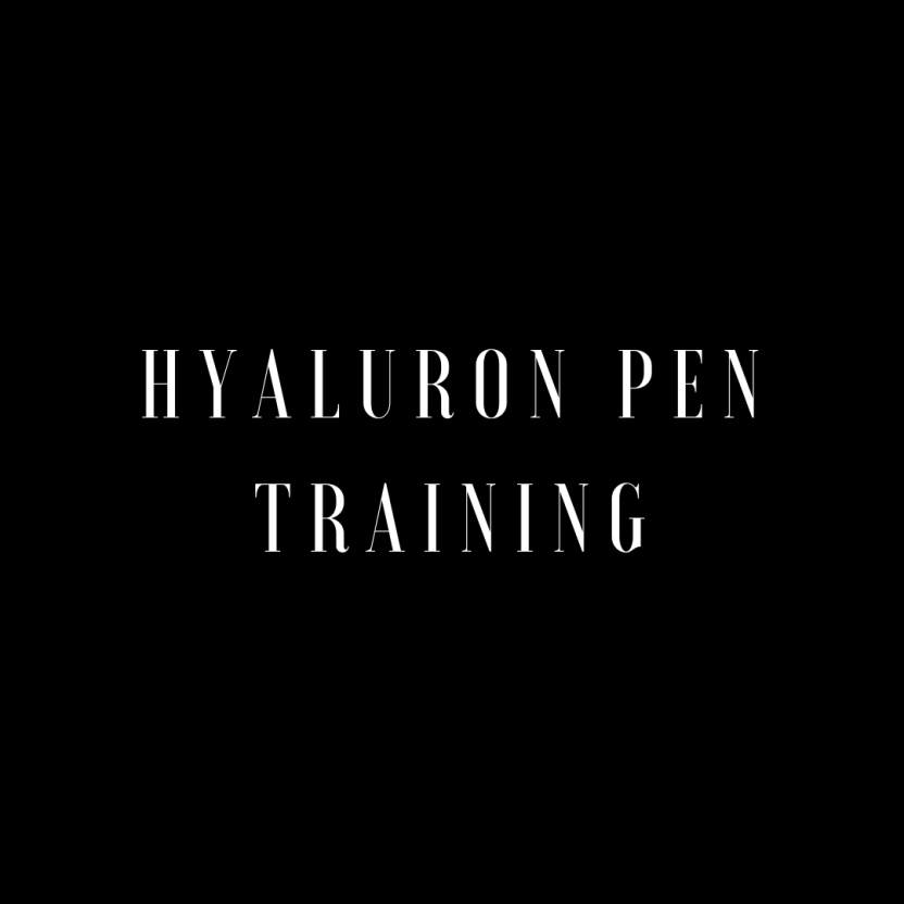 HYALURON PEN TRAINING LIVERPOOL