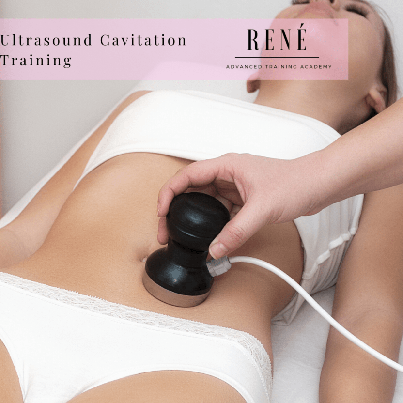Ultrasound cavitation training