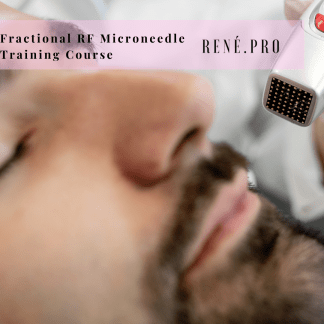 Fractional Radio Frequency Microneedling training course uk