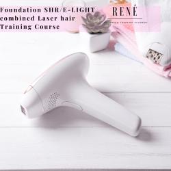 Foundation SHR/E-LIGHT combined Laser hair Training course – online