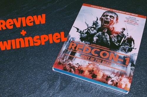Redcon-1 Review und Gewinnspiel