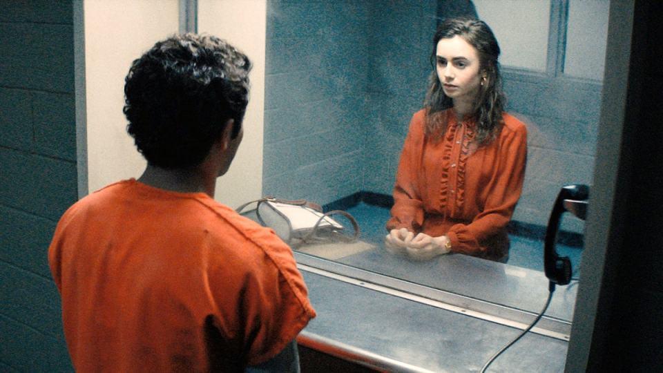 Zu Besuch im Gefängnis