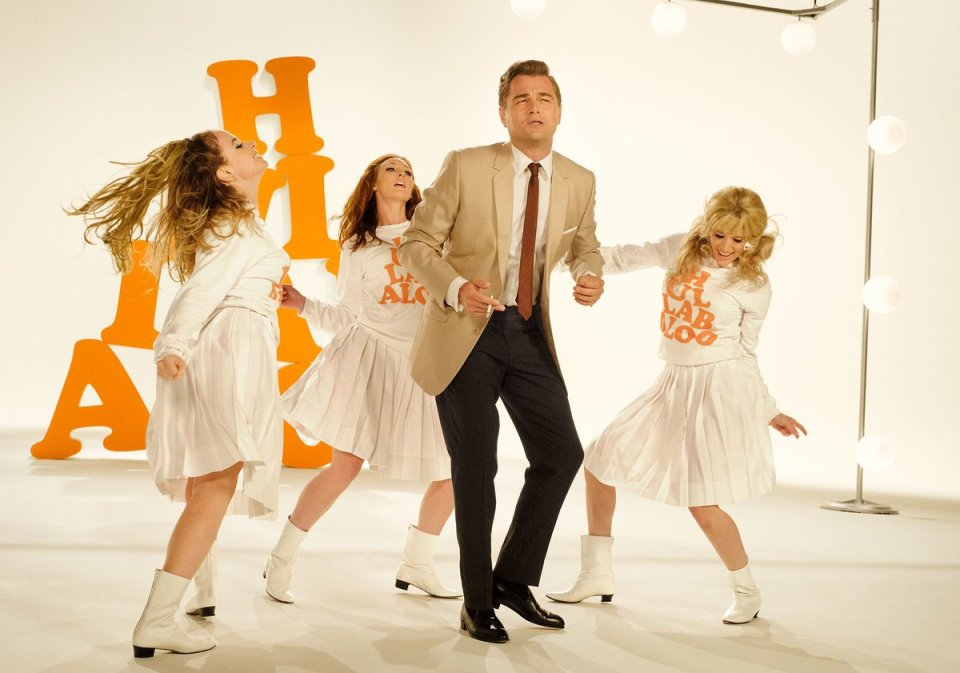 DiCaprio kann auch tanzen