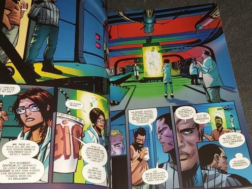 Hulk und ein Labor? Passt!