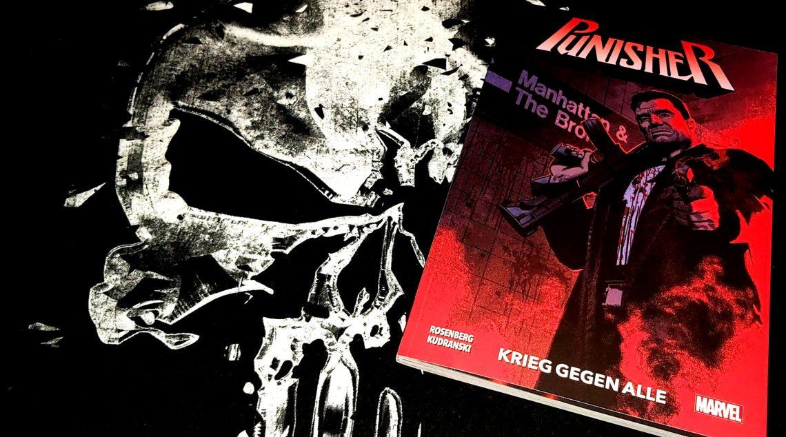 Der neue Punisher Band von Panini Comics