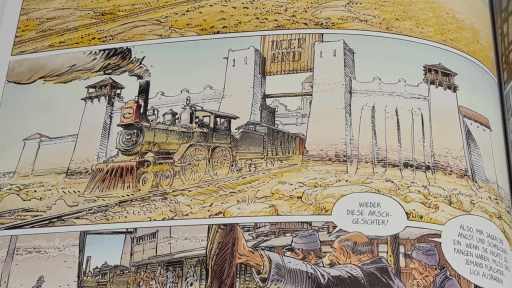 Das Deep End, mehr als nur ein Knast! (Bild: Renes Nerd Cave/Schreiber & Leser)