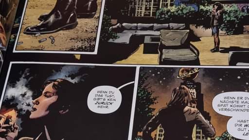 Lois Lane - eine schillernde Figur zwischen zwei Welten! (Bild: Renes Nerd Cave/Panini Verlag)
