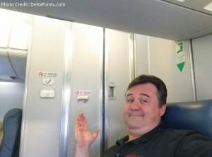 last row of CRJ200 Delta Points blog