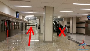Delta Sky Club Atlanta F International Terminal SkyDeck review RenesPoints blog (1)