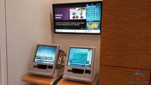 Delta Sky Club Atlanta F International Terminal SkyDeck review RenesPoints blog (7)