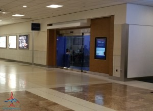 Delta Sky Club Atlanta ATL airport near gate B10 Renes Points blog review (1)
