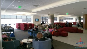 Delta Sky Club E Concorse Atlanta ATL review RenesPoints blog (12)