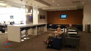Delta Sky Club E Concorse Atlanta ATL review RenesPoints blog (21)