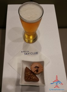 Delta Sky Club SFO San Francico airport food choices Renes Points Blog (11)