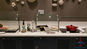 Delta Sky Club SFO San Francico airport food choices Renes Points Blog (8)