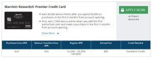80k marriott chase card