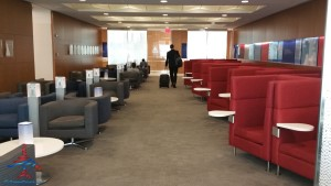 Delta Sky Club NYC New York City T4 JFK Review Renes Points blog (18)