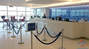 Delta Sky Club NYC New York City T4 JFK Review Renes Points blog (4)