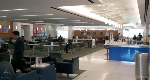 Delta Sky Club NYC New York City T4 JFK Review Renes Points blog (7)