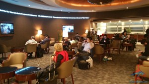 Delta Sky Club SkyCLub Detroit DTW airport main A concourse review RenesPoints blog (11)