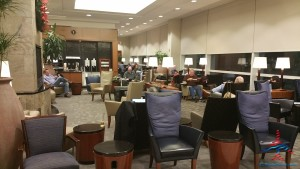 Delta Sky Club SkyCLub Detroit DTW airport main A concourse review RenesPoints blog (15)