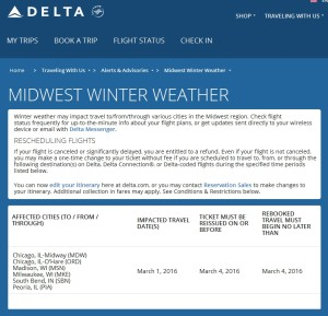 delta midwest weather waver 1march16