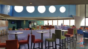 Airlines Executive Lounge Barbados BGI airport Priority Pass lounge RenesPoints blog review (6)