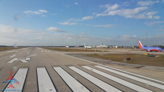 runway RSW on Delta Air Lines jet RenesPoitns blog