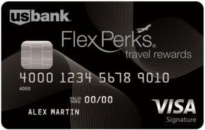 usbank flex perks signature visa large