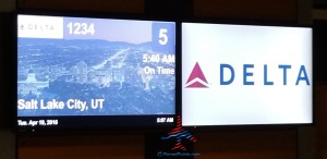 delta flight 1234 out of gate 5 aus to slc renespoints blog