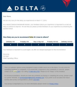 example of delta pulse survey renespoints blog