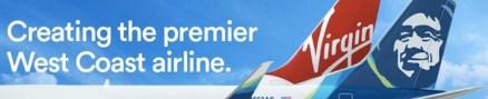 Alaska Airlines Virgin America Merger laptoptravel Website Banner