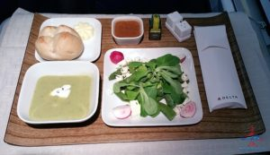 Delta 777 jfk to nrt renespoints blog review second course