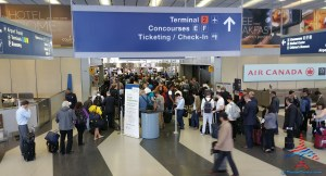 Delta ORD TSA Check points after 5PM on a thursday RenesPoints blog