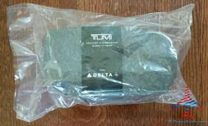 Delta Tumi Delta One Amenity Kit Review Black and Gray RenesPoints blog (1)