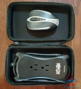 Delta Tumi Delta One Amenity Kit Review Black and Gray RenesPoints blog (24)