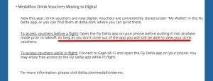 dumb advice on delta-com for drink hoou coupons renespoints blog