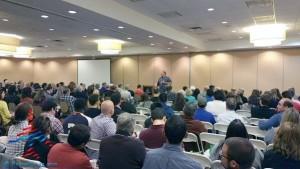 rick the frugal travel guy speaking at chicago seminars renespoints blog