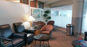 American Airlines Admirals Club YYZ Toronto Canada Terminal 3 Concourse A RenesPoints blog review (6)