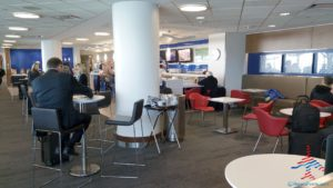 Delta Minneapolis MSP Central concourse Sky Club Review RenesPoints travel blog (16)