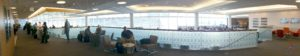 Delta Minneapolis MSP Central concourse Sky Club Review RenesPoints travel blog (6)