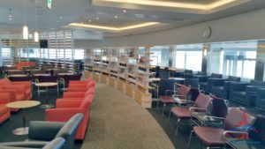 Delta Sky Club NRT Narita Airport RenesPoints blog review (24)