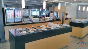 Delta Sky Club NRT Narita Airport near Gate 15 RenesPoints blog Review (17)