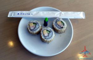 Delta Sky Club NRT Narita Airport near Gate 15 RenesPoints blog Review (24)