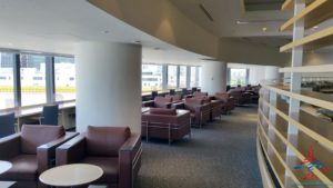 Delta Sky Club NRT Narita Airport near Gate 15 RenesPoints blog Review (8)